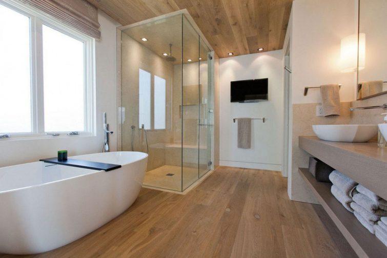 Bekend 5 originele ideeën voor de badkamervloer | moveria.nl #JD06