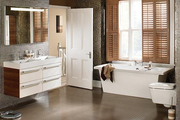 Badkamer Met Kiezelvloer : Badkamer tegels kiezel elegant kiezel vloer in badkamer moderne