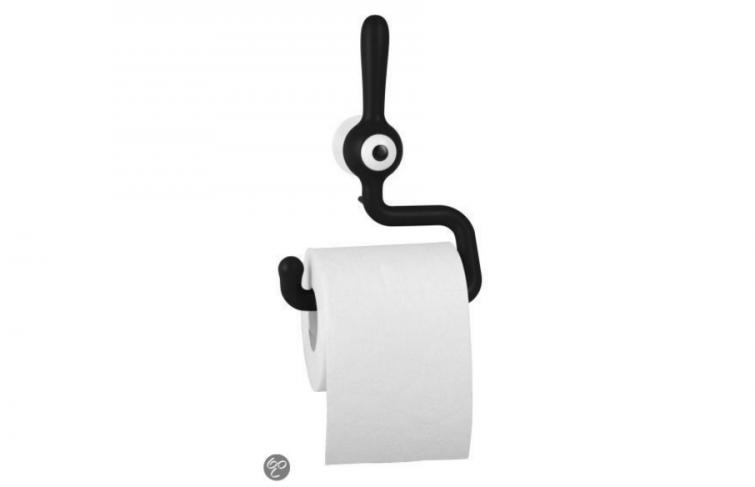 wc rolhouder oog