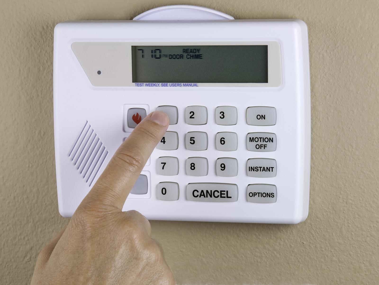 alarmsysteem verhuizen