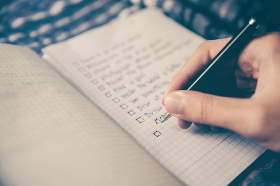 Oplevering koophuis checklist