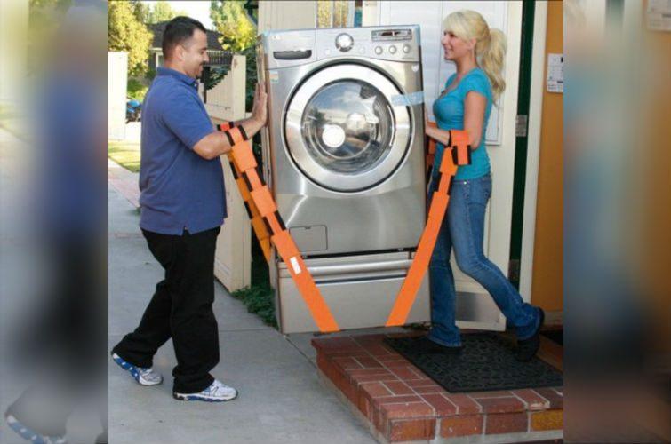 De wasmachine verhuizen hoe doe je dat - Handige trap ...