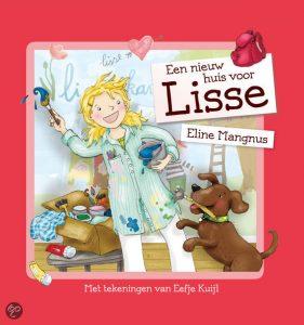 kinderboek 'een nieuw huis voor Lisse'