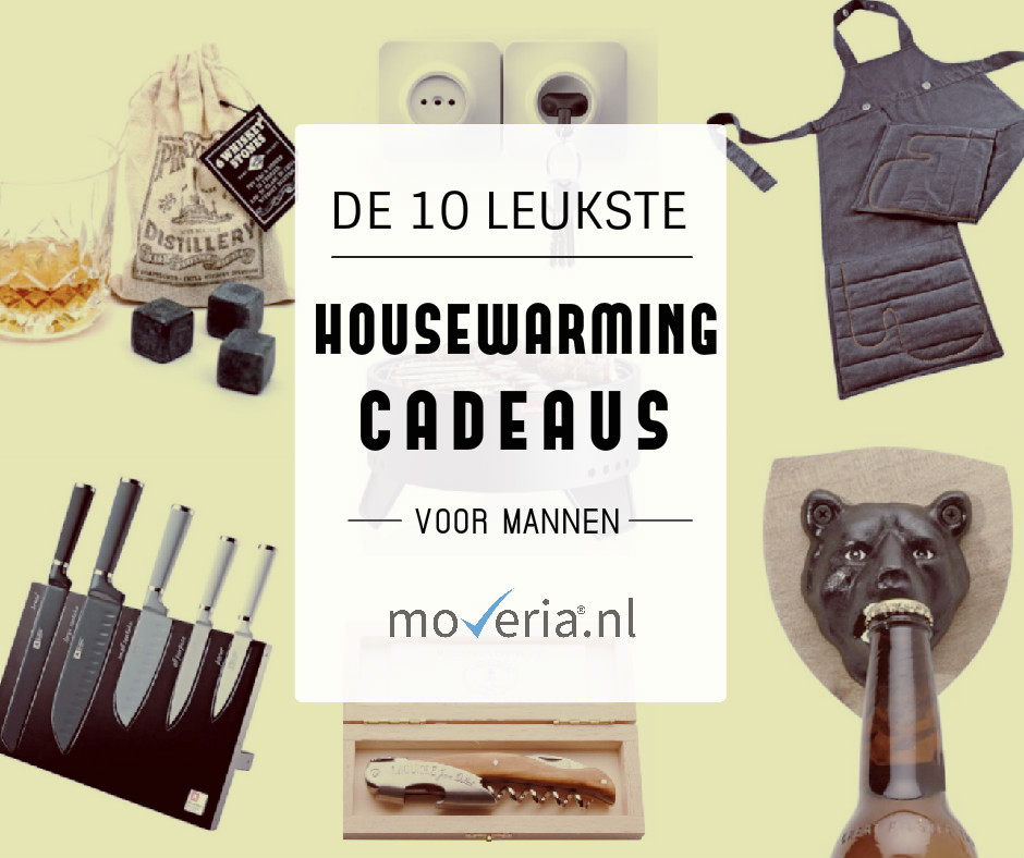 Keuken Cadeau Man : 10 housewarming cadeaus voor een man moveria.nl