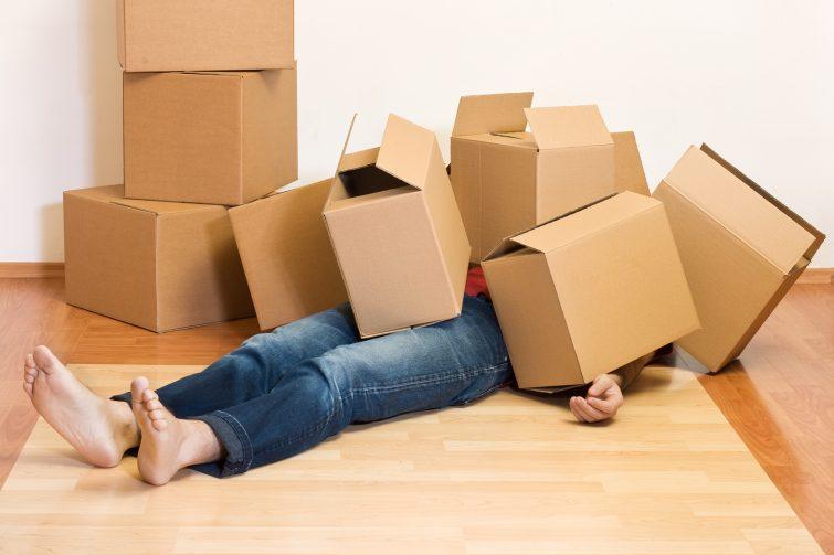 verhuisstress