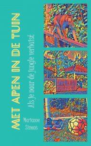 Kinderboek: 'Met apen in de tuin'