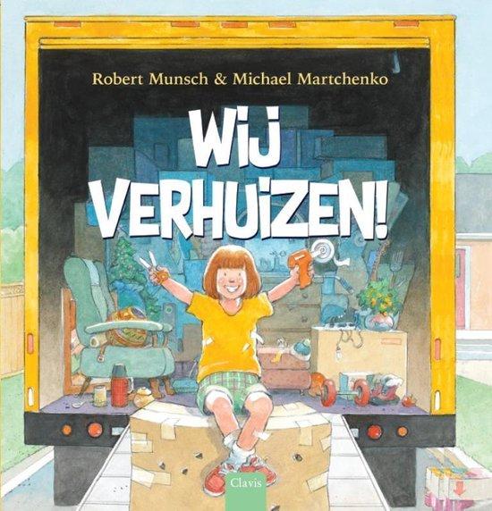 Kinderboek: 'Wij verhuizen'